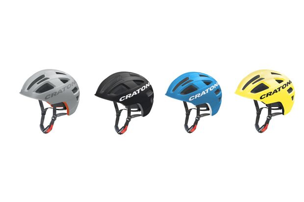 UB Cratoni C-Pure E-Bike Helm