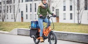 UB E-Bike-Test 2018 Transporter Aufmacherbild