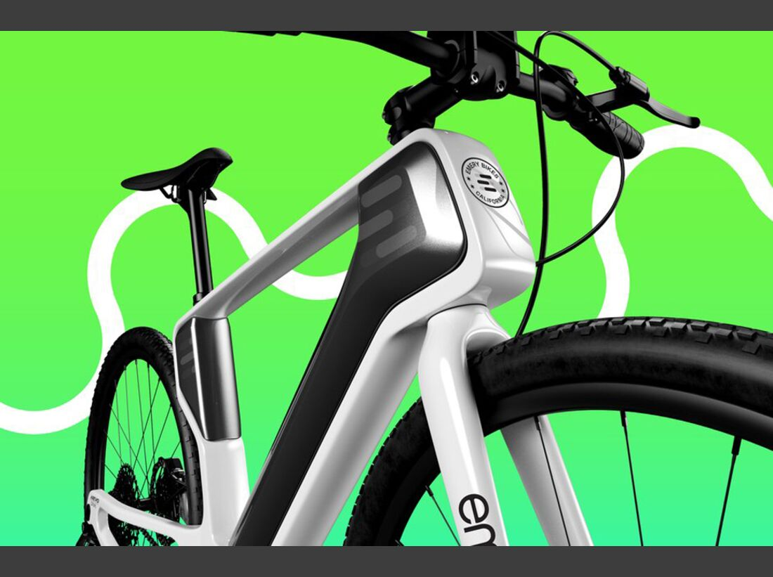 UB Emery One E-Bike 3D-Druck 3
