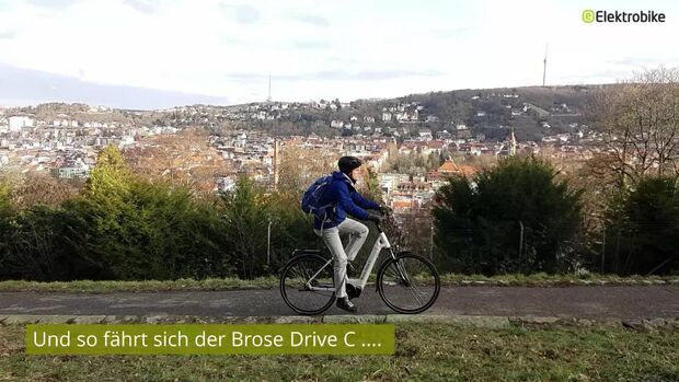 UB Video Brose Drive C: Erster Test